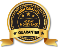 seal of quality-60-DAY-MONEY-BACK